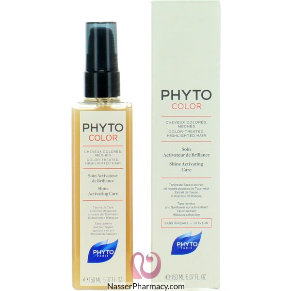 فايتو Phyto جل للعناية بالشعر الملون 150 مل