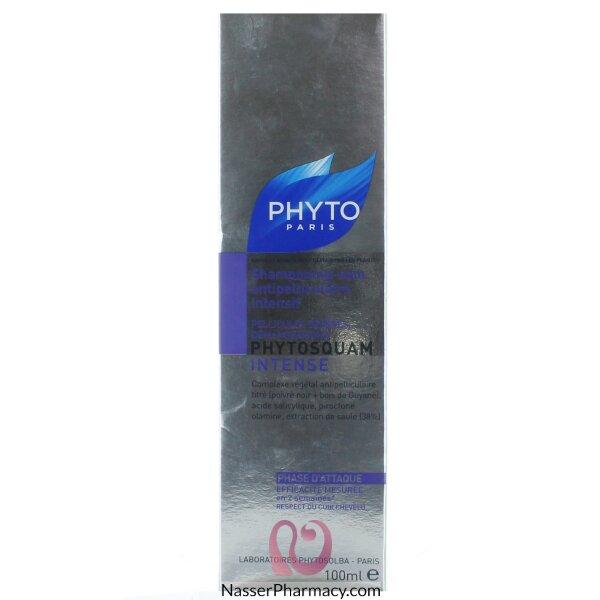 فايتو (phyto PhythÉol  ) شامبو مضاد للقشرة - 100 مل