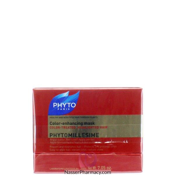 فايتو  Phyto Phytomillesime  ماسك تحسين الشعر الملون 200 مل