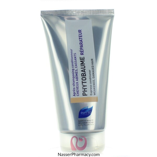 فايتو (phytobaume ) بلسم لإصلاح الشعر المتقصف - 150مل