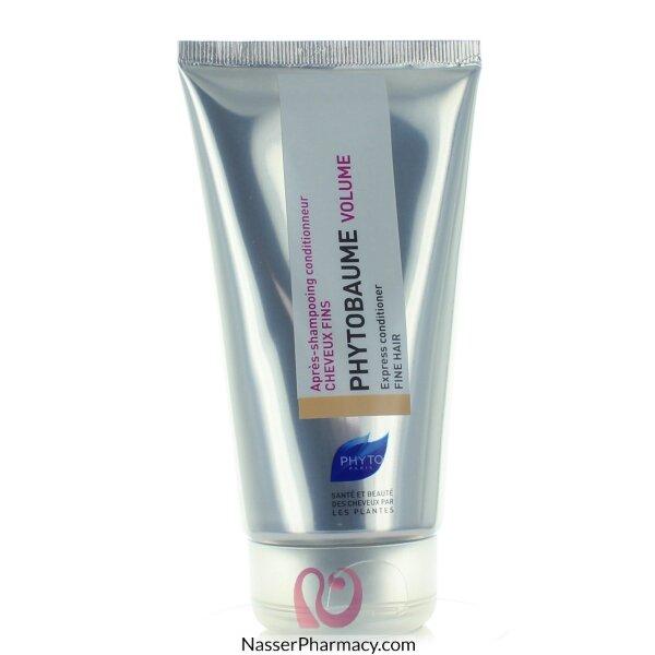 فايتو ( Phytobaume ) بلسم لإعطاء الشعر كثافة - 150مل