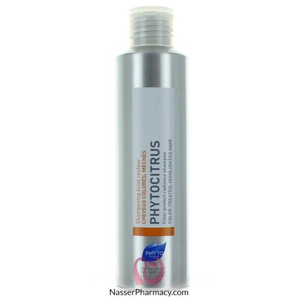 فايتو (phytocitrus ) شامبو لحماية الشعر الملون - 200مل