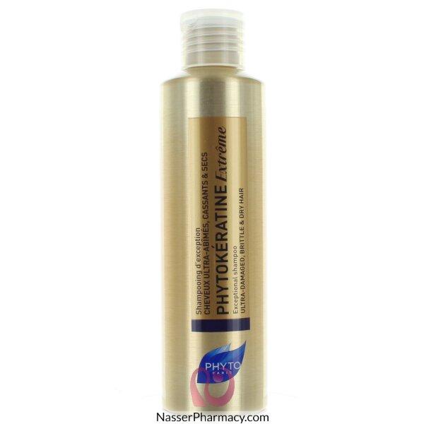 فايتو (phytokeratine Extrême Exceptional ) شامبو مغذي للشعر - 200مل