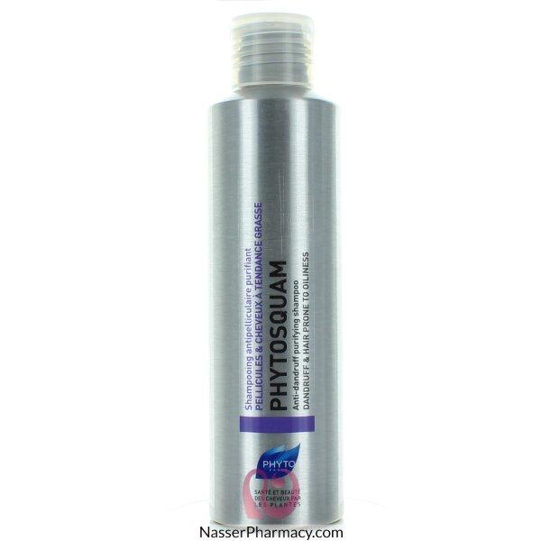 فايتو (phytosquam ) شامبو مرطب مضاد للقشرة - 200 مل