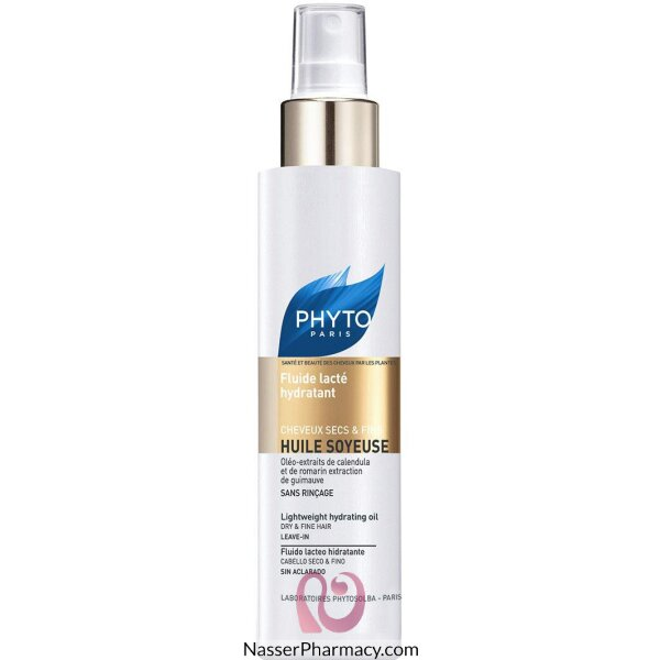 Phyto Huile Soyeuse Lightweight Hydrating Oil- 100ml