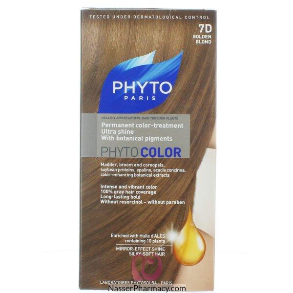 Phytocolor- 7d Golden Blond