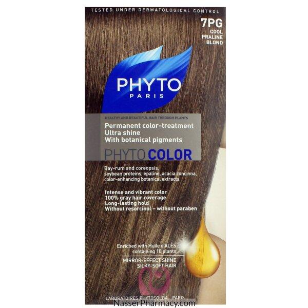 Phytocolor 7pg Cool Praline Blond