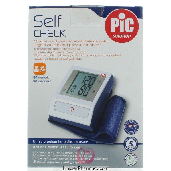 بيك جهاز رقمي لقياس الضغط من المعصم