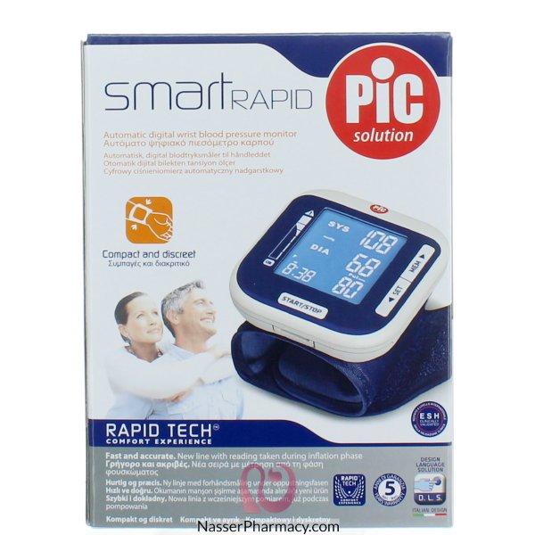 بيك جهاز قياس ضغط Smartrapid من المعصم