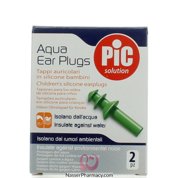 بيك سدادات الأذن ضد الماء للأطفال