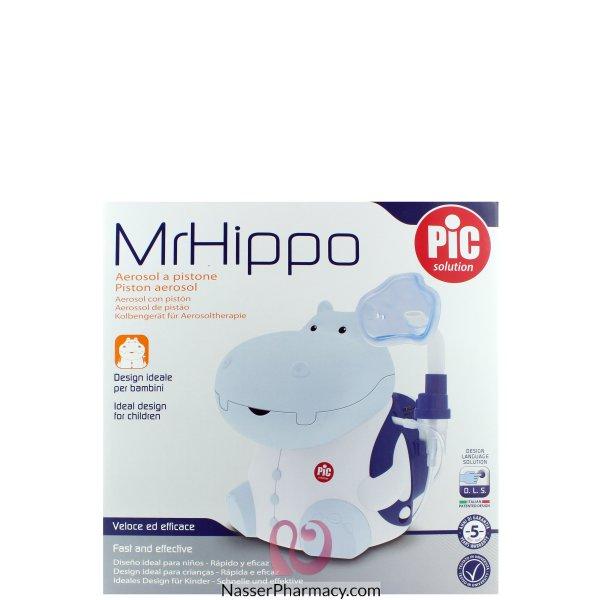 Pic Aerosol Mr. Hippo