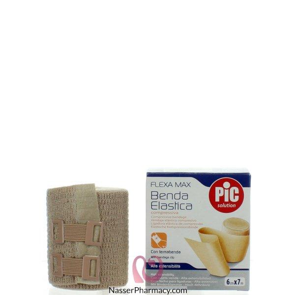 Pic Compressiv Bandage Max Cm 6 X 7 M