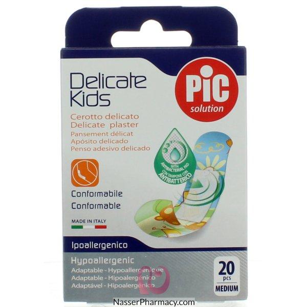 Pic Delicate 20&#39s Kids