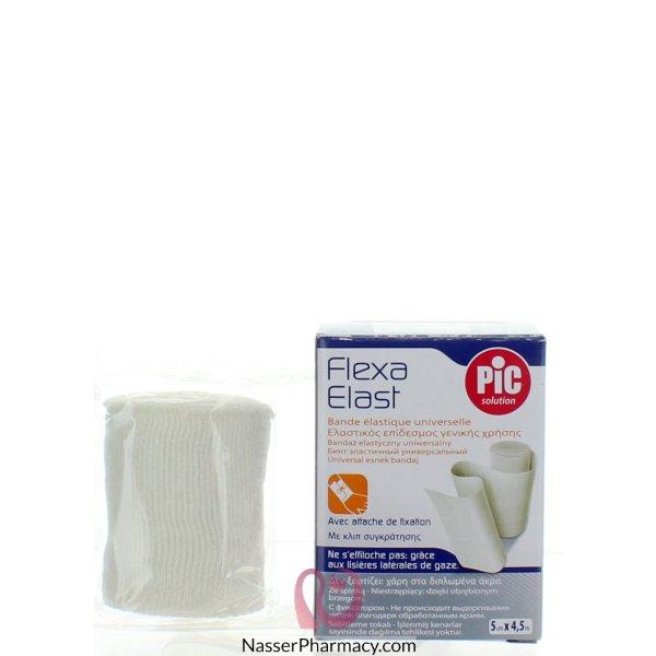 Pic Flex A Elast Bandage 5cmx4.5m
