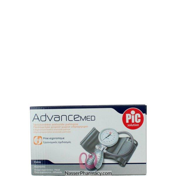 Pic Hand Aneroid Sphygmomanometer Deluxe-21404