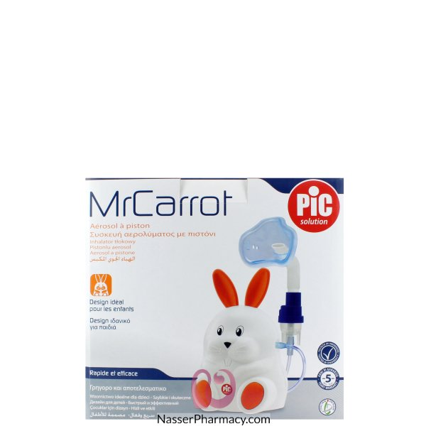 Pic Mr.carrot Nebulizer