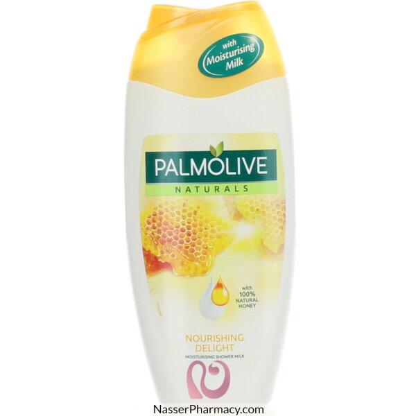 بالموليف Palmolive جل استحمام بالحليب والعسل 250 مل