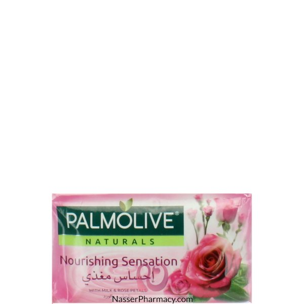 P&#39olive Soap Milk & Rose Petals 170gm