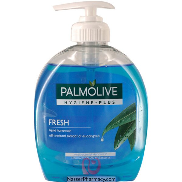 Palmolive Liquid Soap Anti-bacterial Fresh 300ml
