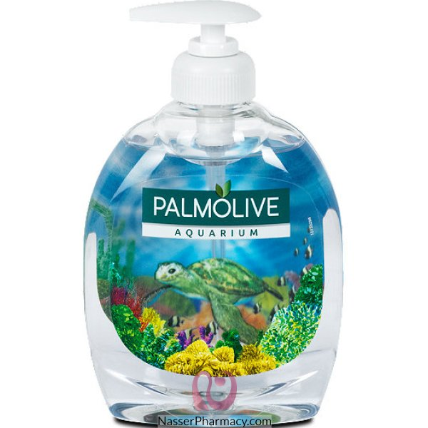 Palmolive Liquid Soap Aquarium 300ml -22385