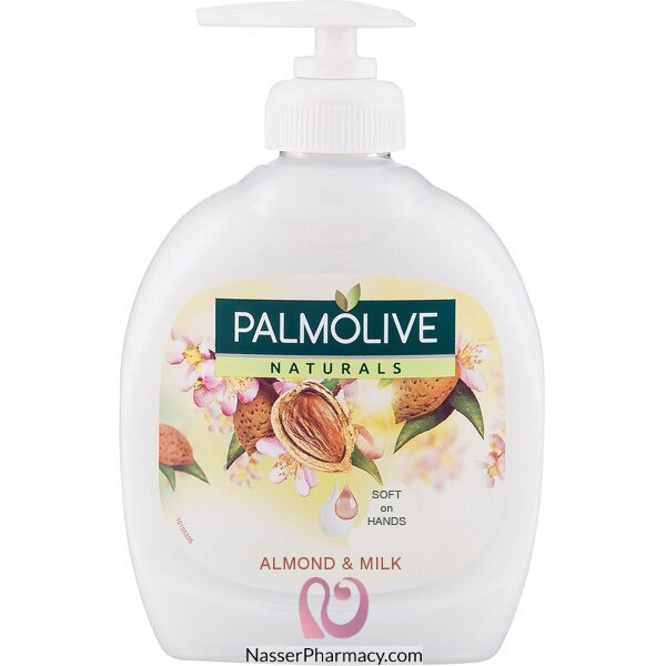 Palmolive Liquid Soap Free Nourishing 300ml