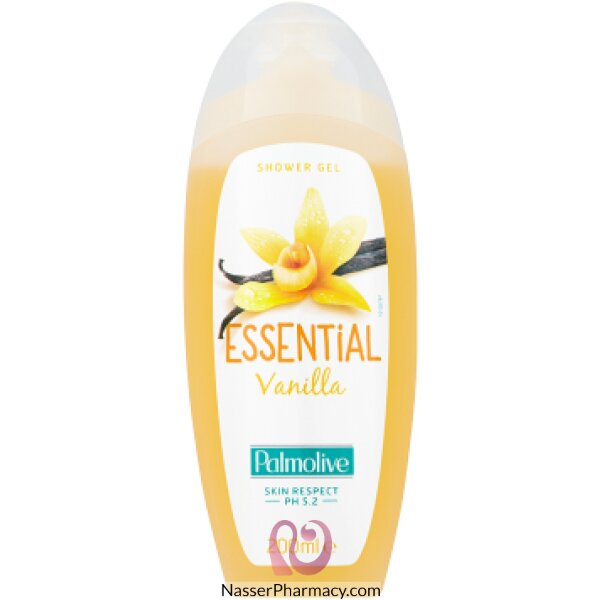 Palmolive Shower Gel Essential Warm Vanilla 200ml