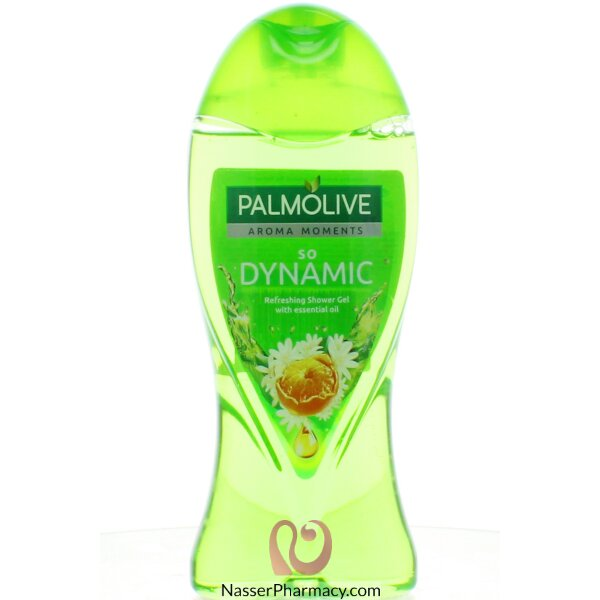 Palmolive Shower Gel So Dynamic 250ml
