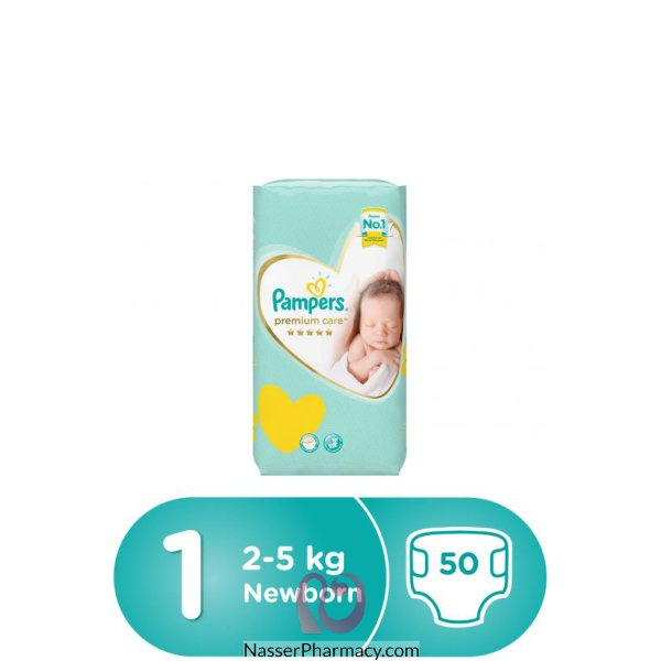 Pampers Premium I S1 4*50midp