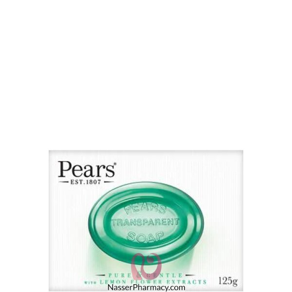 Pears Soap Green 125g