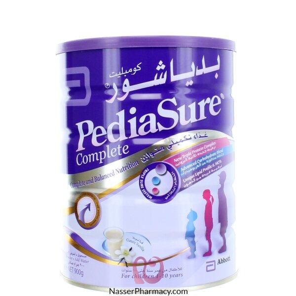 Pediasure Complete Powder Vanilla 900gm