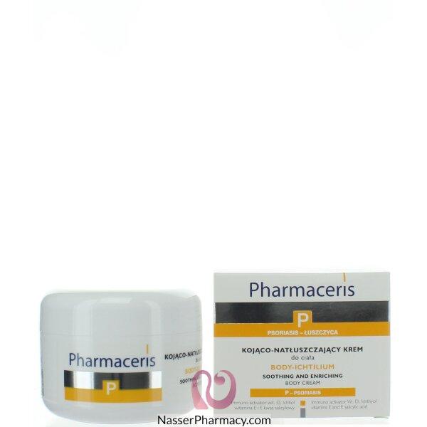 Pharmaceris Body-ichtilium Soothing Body Cream 175ml
