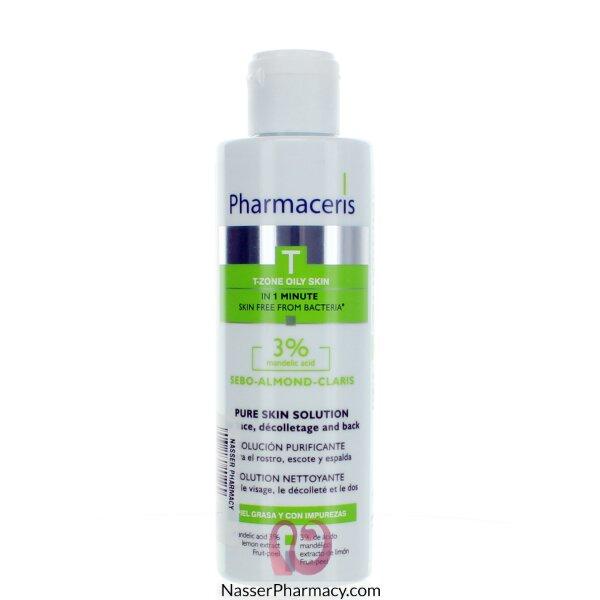 Pharmaceris Sebo Pure Skin Soln 100 Ml