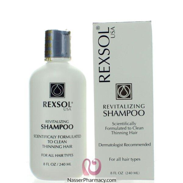 Rexsol Revitalizing Shampoo 250ml