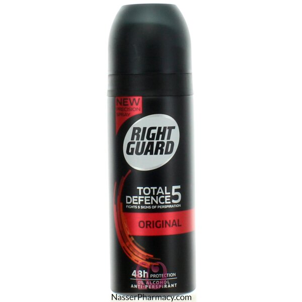 Right Guard Classic Total Defence 5 Original 150ml