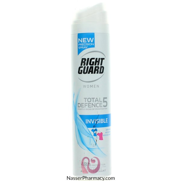 Right  Guard  Td5 [f] Invisible 250ml-26306