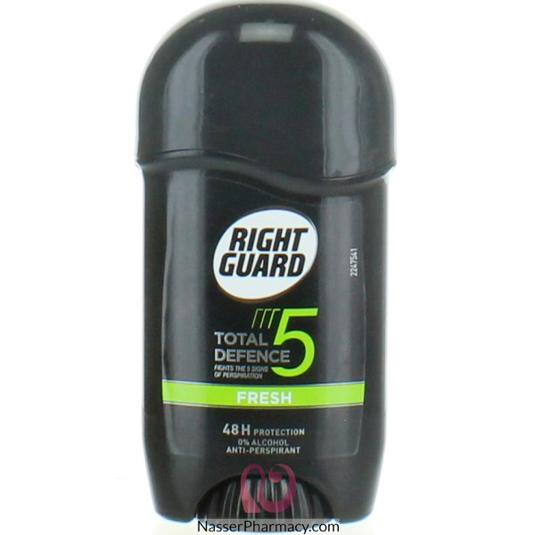 Right Guard Td5 [m] Fresh Stick 50ml-64246