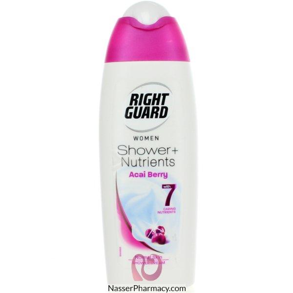Right Guard Women S/gel Nutrients 250ml-51771