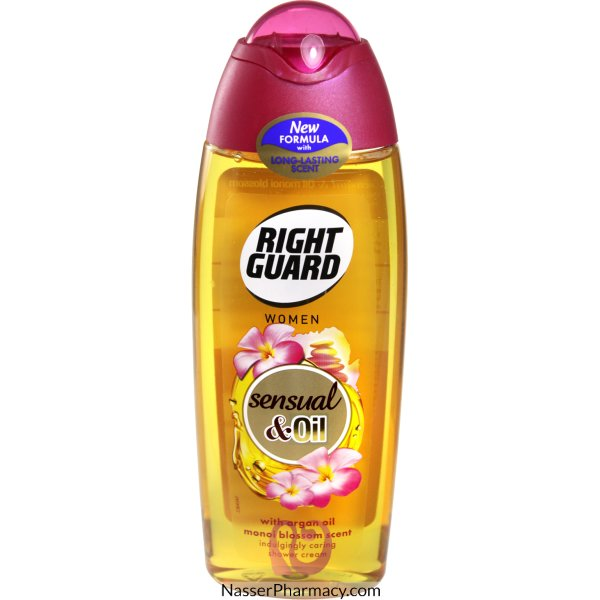 Right Guard Women S/gel Oil Mono 250ml-51770