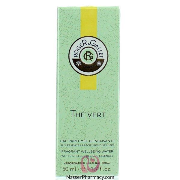 روجيه و غاليه( R & G ) Roger & Gallet The Vert  ماء عطر - 50 مل