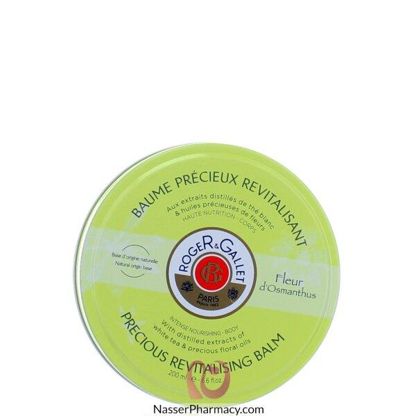 Roger & Gallet  ( R & G )  Fleur D'osmanthus Balm  200ml