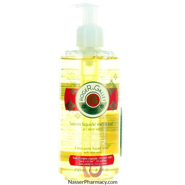 Roger & Gallet( R & G ) Jean-marie Farina Liquid Soap  - 250 Ml