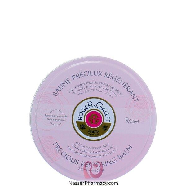 Roger & Gallet   ( R & G ) Rose Balm  200ml
