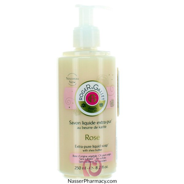 Roger & Gallet ( R & G )   Rose  Scented Creme Soap - 250 Ml