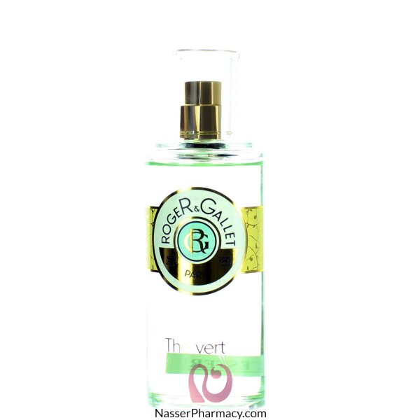 Roger & Gallet ( R & G )  The Vert Fresh Fragrant Water Spray - 100 Ml