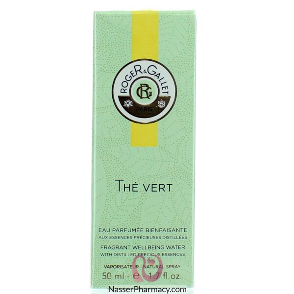 Roger & Gallet( R & G ) The Vert Fresh Fragrant Water Spray - 50 Ml