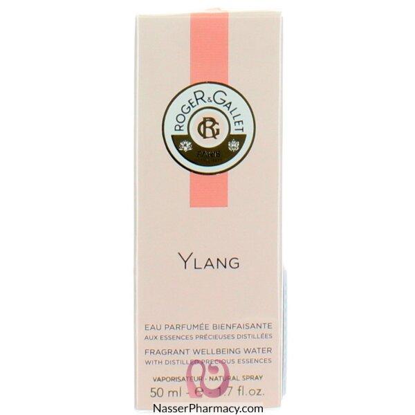 Roger & Gallet( R & G )  Ylang Limited Edition Fragance 50ml