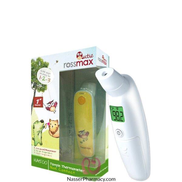 روز ماكس Rossmax  جهاز مقياس درجة الحرارة غير ملامس - Ha500 C
