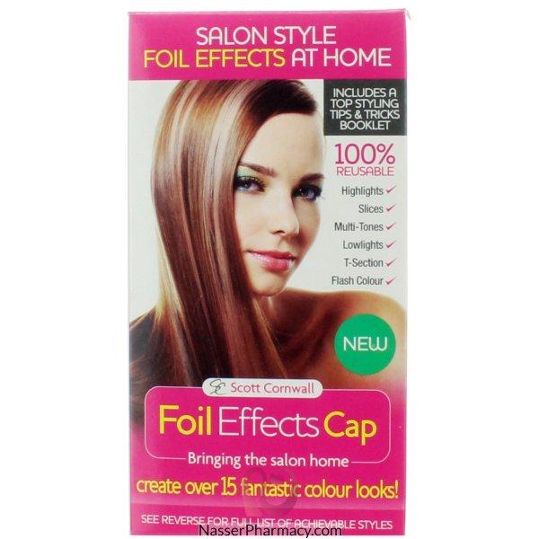 S.cornwall Foil Effect Cap--41481