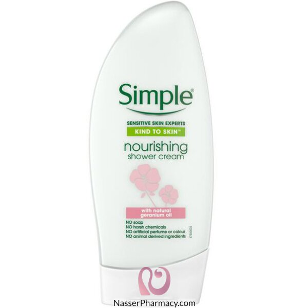 Simple Kind To Skin Nourishing Body Wash - 250ml