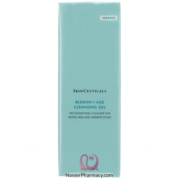 Skinceuticals Blemish + Age Cleansing Gel - 250 Ml